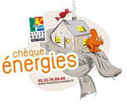 Chéques Energie Normandie